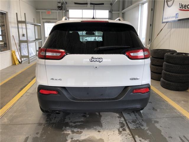 2015 Jeep Cherokee North (Stk: 19129A) in Owen Sound - Image 4 of 10