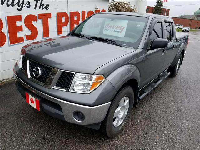 2007 Nissan Frontier SE-V6 (Stk: 19-327T) in Oshawa - Image 1 of 14