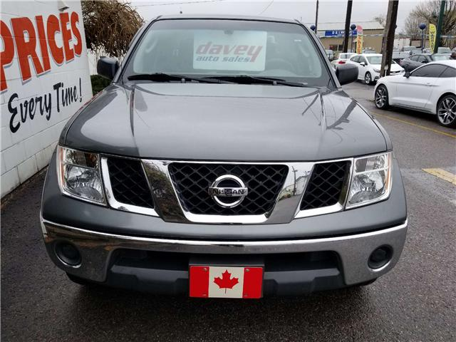 2007 Nissan Frontier SE-V6 (Stk: 19-327T) in Oshawa - Image 2 of 14