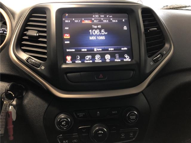 2015 Jeep Cherokee North (Stk: 19129A) in Owen Sound - Image 7 of 10