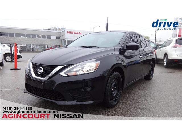 2016 Nissan Sentra 1.8 SV (Stk: KW330963A) in Scarborough - Image 1 of 22