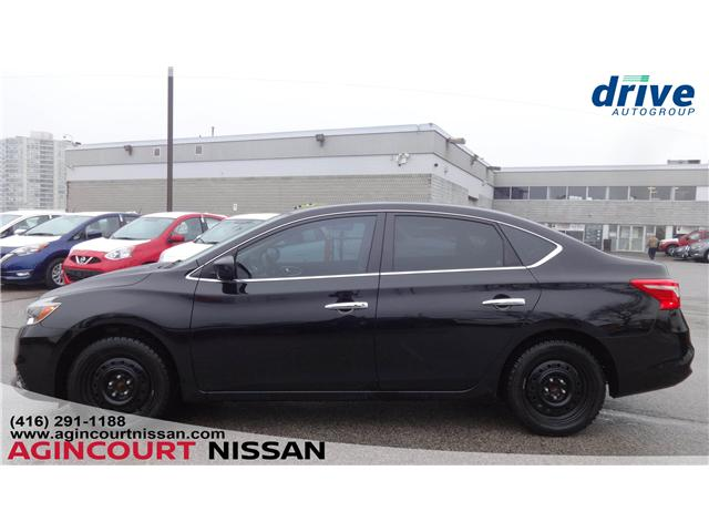 2016 Nissan Sentra 1.8 SV (Stk: KW330963A) in Scarborough - Image 2 of 22