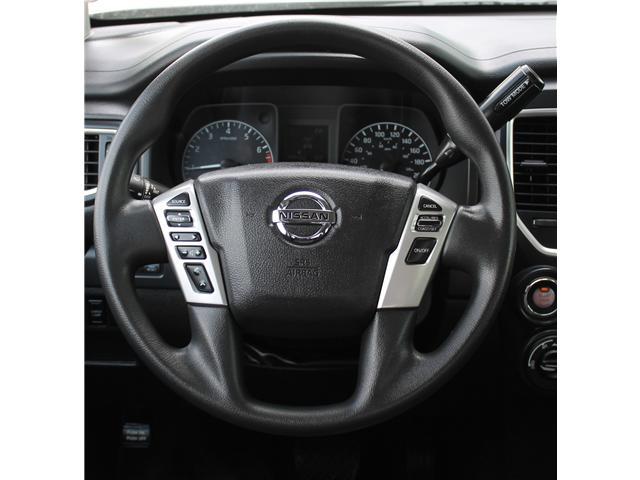 2017 Nissan Titan SV (Stk: V7167) in Saskatoon - Image 11 of 16