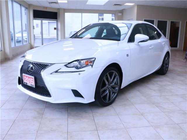 2015 Lexus IS 250 Base (Stk: 197116) in Kitchener - Image 1 of 28