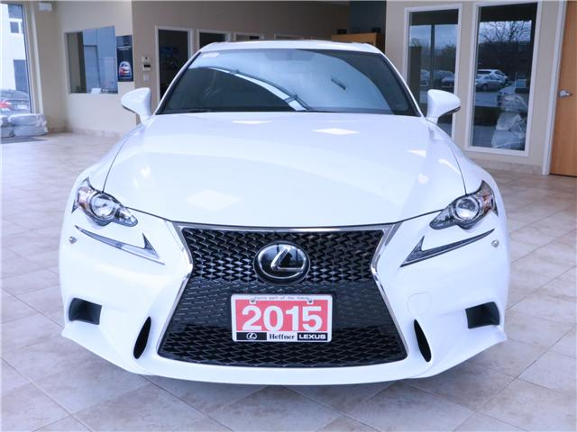 2015 Lexus IS 250 Base (Stk: 197116) in Kitchener - Image 20 of 28