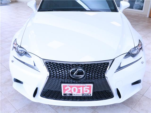 2015 Lexus IS 250 Base (Stk: 197116) in Kitchener - Image 24 of 28