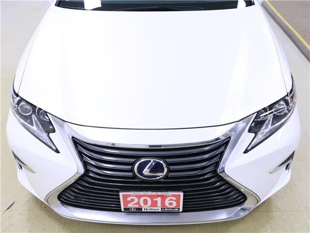 2016 Lexus ES 300h Base (Stk: 197118) in Kitchener - Image 23 of 28