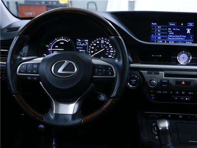 2016 Lexus ES 300h Base (Stk: 197118) in Kitchener - Image 7 of 28