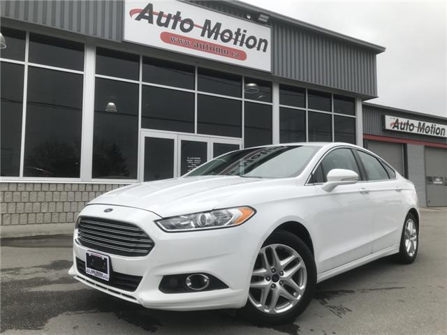 2016 Ford Fusion SE (Stk: 19547) in Chatham - Image 1 of 20