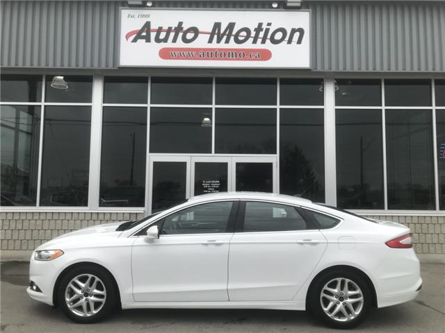 2016 Ford Fusion SE (Stk: 19547) in Chatham - Image 2 of 20