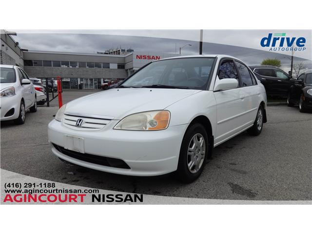 2001 Honda Civic DX (Stk: KC774827A) in Scarborough - Image 1 of 14