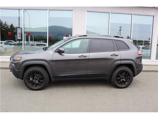 2019 Jeep Cherokee Trailhawk (Stk: 8A4206A) in Nanaimo - Image 2 of 9