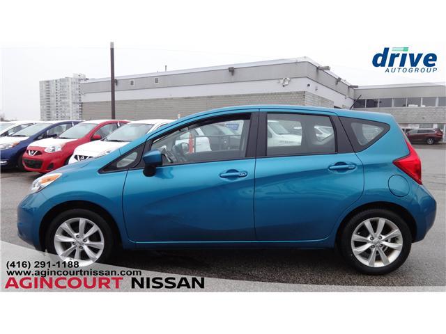2015 Nissan Versa Note 1.6 SL (Stk: U12511) in Scarborough - Image 2 of 21