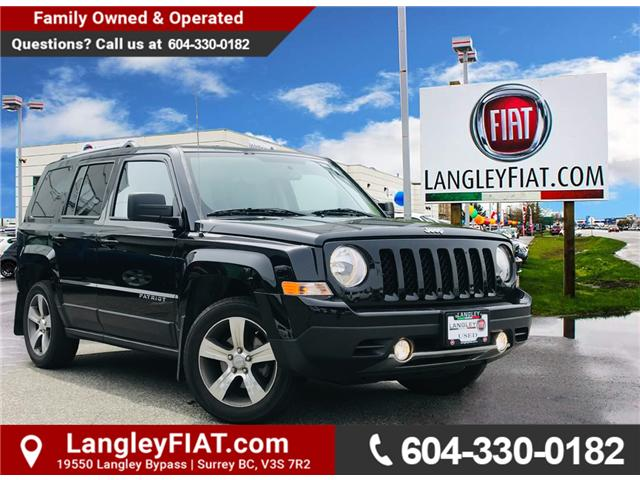 2017 Jeep Patriot Sport/North (Stk: LF010410) in Surrey - Image 1 of 28