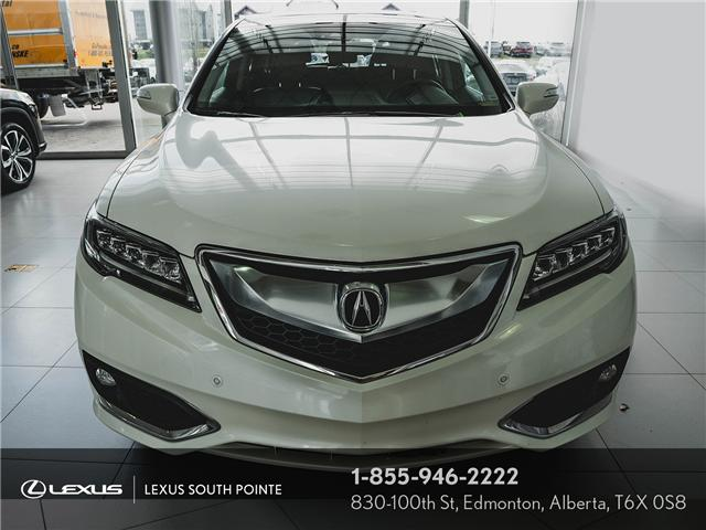 2016 Acura RDX Base (Stk: L9D0589A) in Edmonton - Image 2 of 11