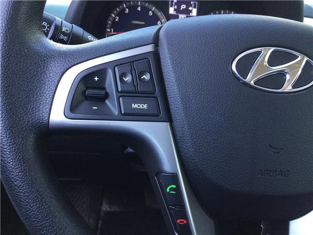 2015 Hyundai Accent SE (Stk: 7708H) in Markham - Image 11 of 15