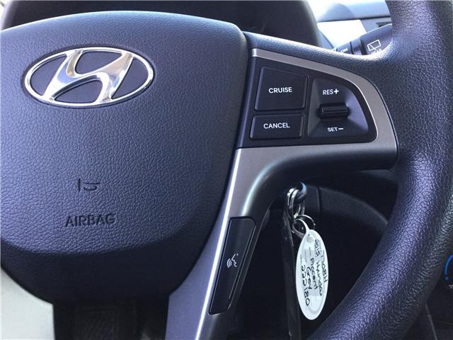 2015 Hyundai Accent SE (Stk: 7708H) in Markham - Image 12 of 15