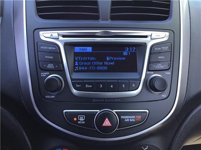 2015 Hyundai Accent SE (Stk: 7708H) in Markham - Image 14 of 15