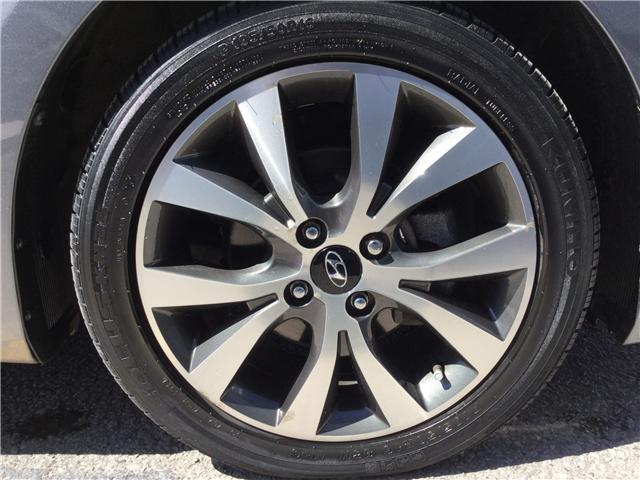 2015 Hyundai Accent SE (Stk: 7708H) in Markham - Image 15 of 15
