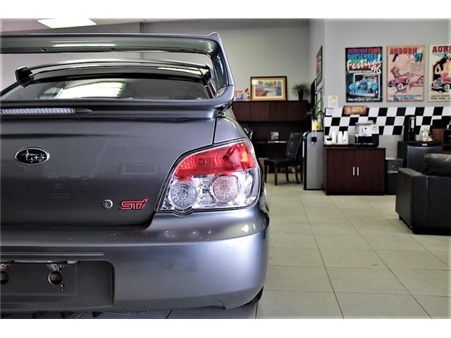 2007 Subaru Impreza WRX STi Base (Stk: -) in Bolton - Image 11 of 22