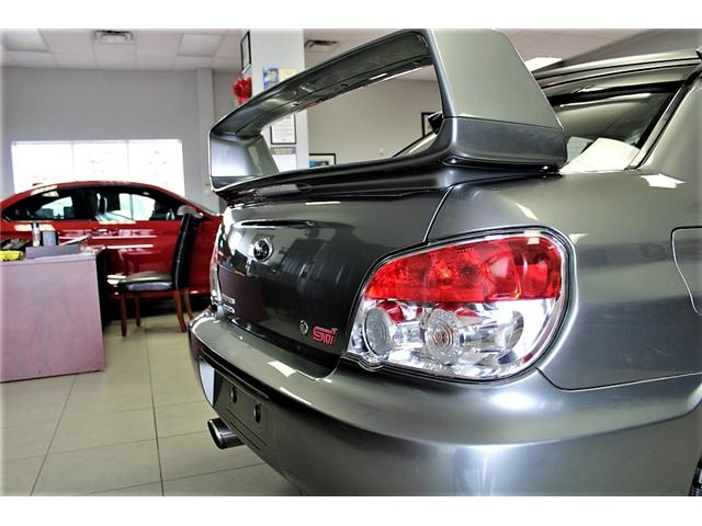 2007 Subaru Impreza WRX STi Base (Stk: -) in Bolton - Image 12 of 22