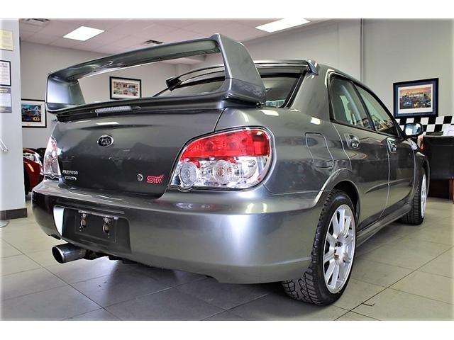2007 Subaru Impreza WRX STi Base (Stk: -) in Bolton - Image 5 of 22