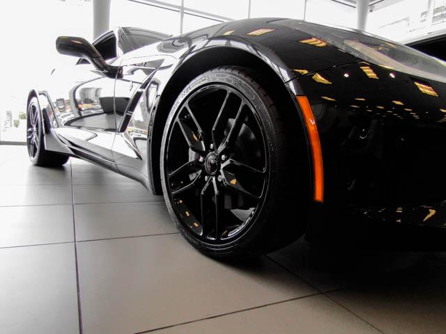 2019 Chevrolet Corvette Stingray (Stk: K9-75510) in Burnaby - Image 7 of 9