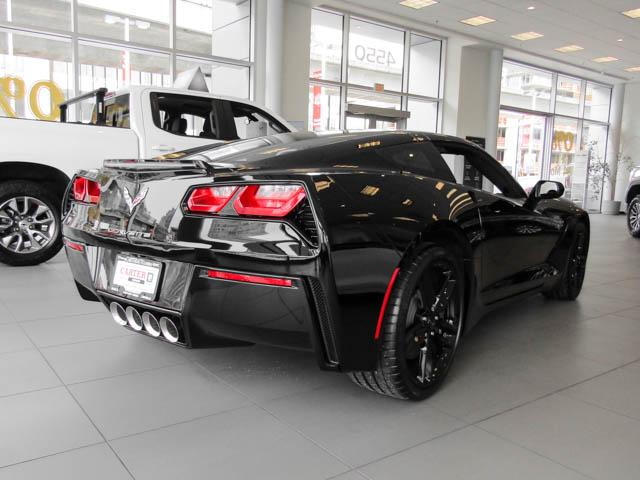2019 Chevrolet Corvette Stingray (Stk: K9-75510) in Burnaby - Image 3 of 9