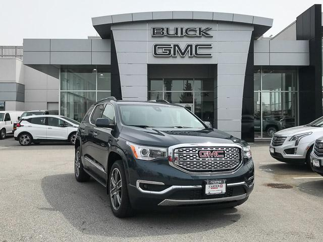 2019 GMC Acadia Denali (Stk: 9A67220) in North Vancouver - Image 2 of 13