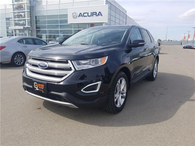 2018 Ford Edge Titanium (Stk: A4001) in Saskatoon - Image 1 of 20