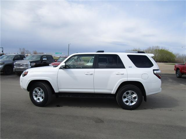 2019 Toyota 4Runner SR5 (Stk: 199145) in Moose Jaw - Image 2 of 33