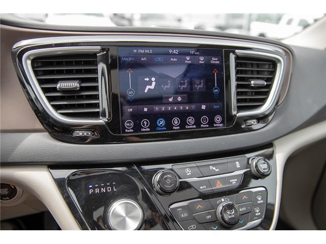 2018 Chrysler Pacifica Touring-L Plus (Stk: EE908800) in Surrey - Image 21 of 26