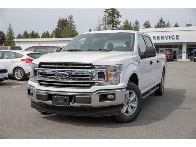 2019 Ford F-150 XLT (Stk: 9F11096) in Vancouver - Image 3 of 27