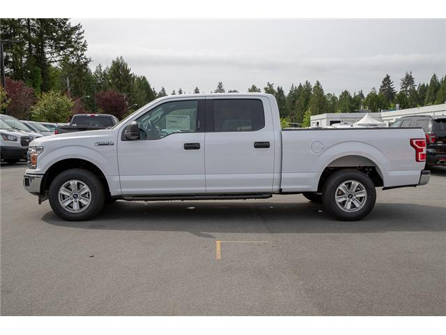 2019 Ford F-150 XLT (Stk: 9F11096) in Vancouver - Image 4 of 27