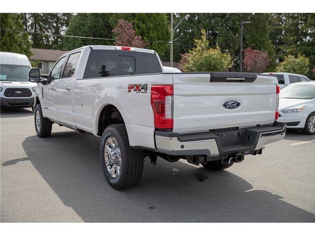 2019 Ford F-350 Lariat (Stk: 9F31949) in Vancouver - Image 5 of 30