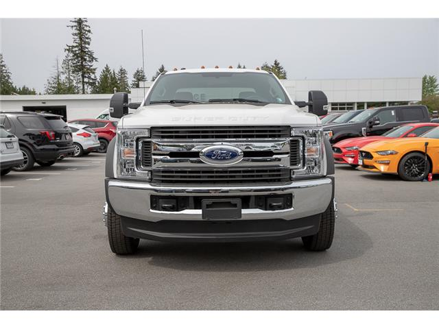 2019 Ford F-550 Chassis XLT (Stk: 9F58796) in Vancouver - Image 2 of 26