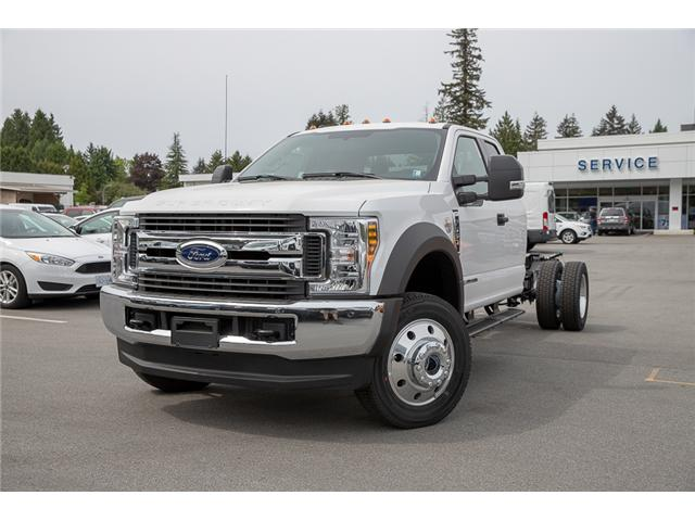 2019 Ford F-550 Chassis XLT (Stk: 9F58796) in Vancouver - Image 3 of 26