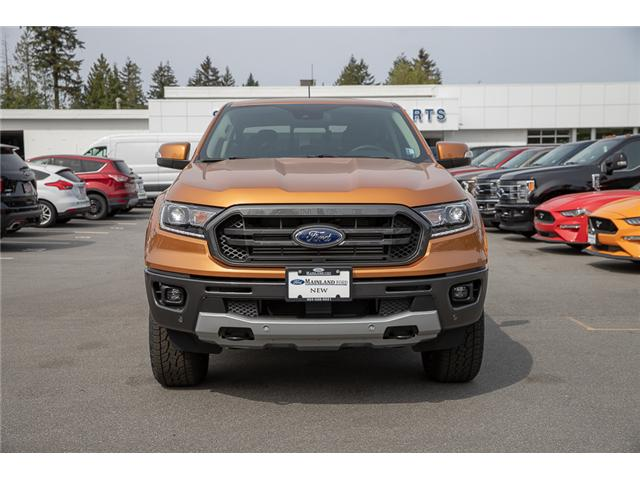 2019 Ford Ranger Lariat (Stk: 9RA6372) in Vancouver - Image 2 of 30