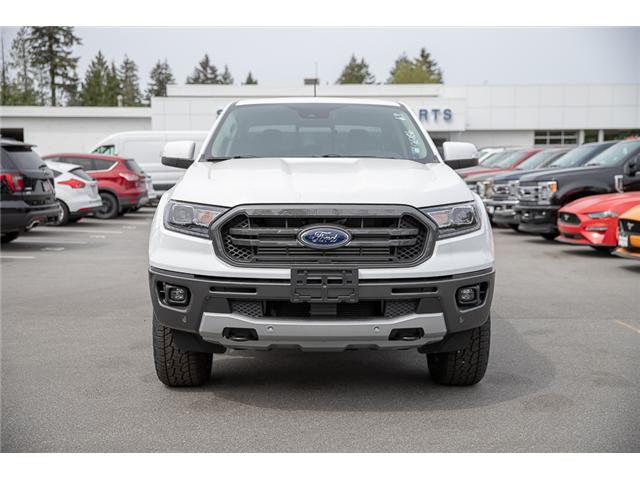 2019 Ford Ranger Lariat (Stk: 9RA9054) in Vancouver - Image 2 of 30