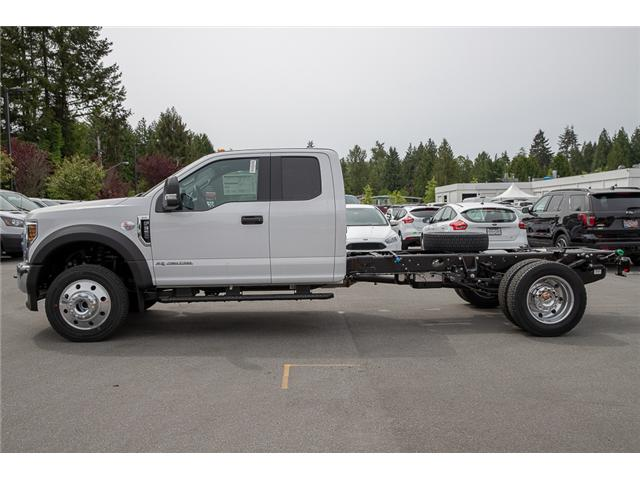 2019 Ford F-550 Chassis XLT (Stk: 9F58796) in Vancouver - Image 4 of 26