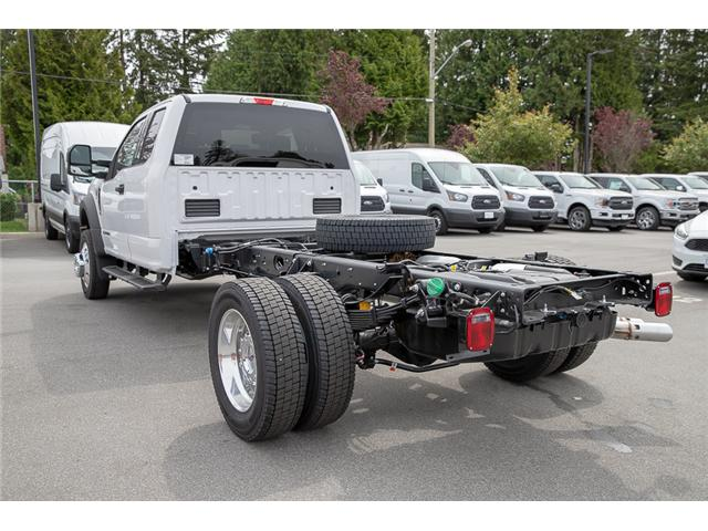 2019 Ford F-550 Chassis XLT (Stk: 9F58796) in Vancouver - Image 5 of 26
