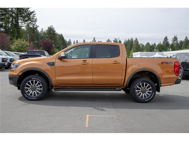 2019 Ford Ranger Lariat (Stk: 9RA6372) in Vancouver - Image 4 of 30