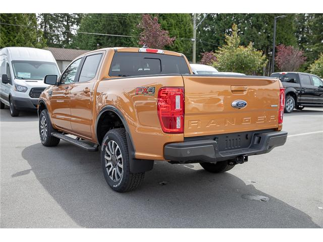 2019 Ford Ranger Lariat (Stk: 9RA6372) in Vancouver - Image 5 of 30