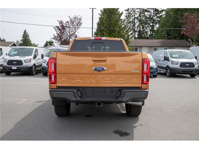 2019 Ford Ranger Lariat (Stk: 9RA6372) in Vancouver - Image 6 of 30