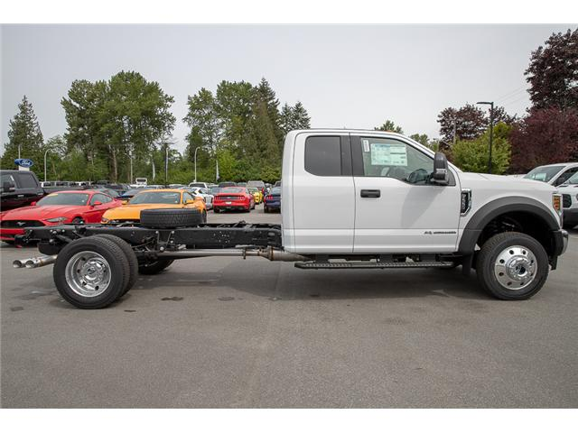 2019 Ford F-550 Chassis XLT (Stk: 9F58796) in Vancouver - Image 8 of 26