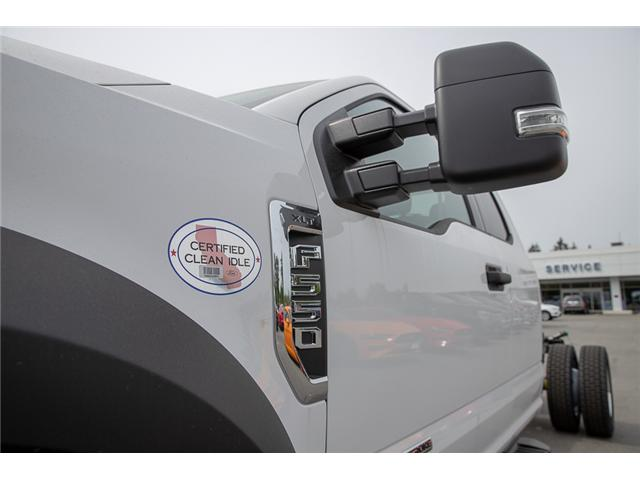 2019 Ford F-550 Chassis XLT (Stk: 9F58796) in Vancouver - Image 11 of 26