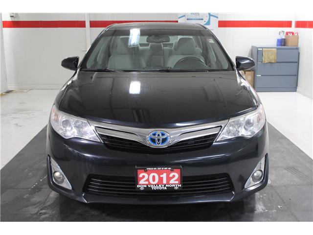 2012 Toyota Camry Hybrid XLE (Stk: 298112S) in Markham - Image 3 of 24
