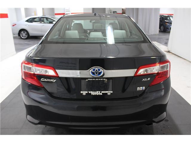 2012 Toyota Camry Hybrid XLE (Stk: 298112S) in Markham - Image 22 of 24