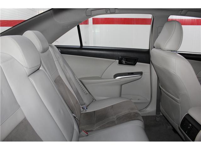 2012 Toyota Camry Hybrid XLE (Stk: 298112S) in Markham - Image 21 of 24