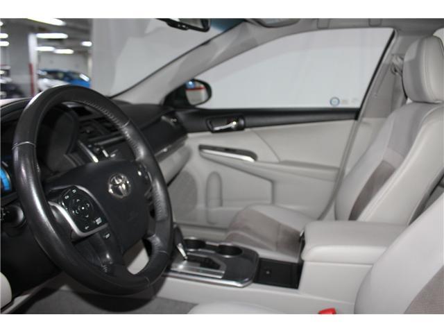 2012 Toyota Camry Hybrid XLE (Stk: 298112S) in Markham - Image 7 of 24